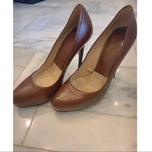 Zara brown pumps